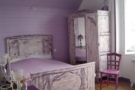 chambre ensoleillée et calme - Saint-Laurent-de-la-Plaine