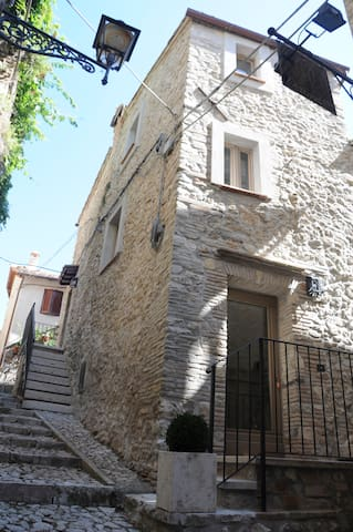 "Holiday apartment ""Rivellini"" - Casperia - Leilighet"