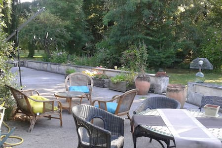 LA GRANGE - Le Pout - Villa