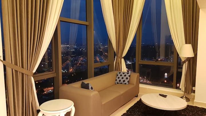 Bangi EVO SOHO Duplex Suites