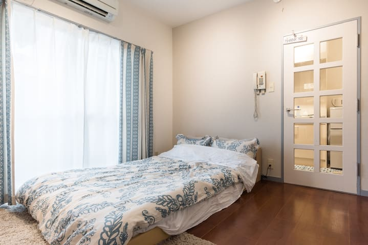 Shimokitazawa small room - 世田谷区 - Appartement