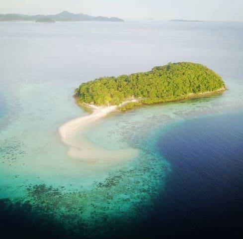 Cheron Island, Culion Palawan, Philippines