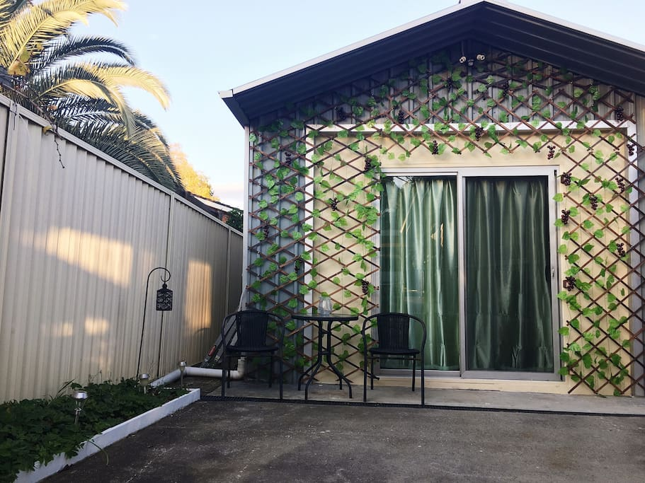 Fully self contained granny flat