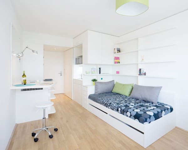 Brand new & modern Apartment at the best location!