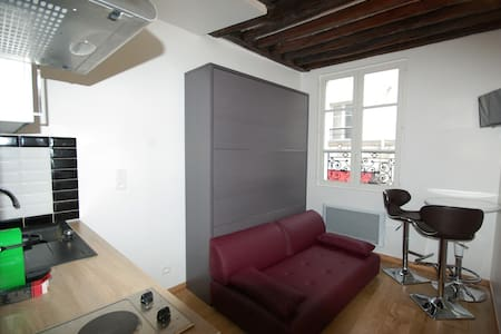A charming studio in the heart of Montmartre
