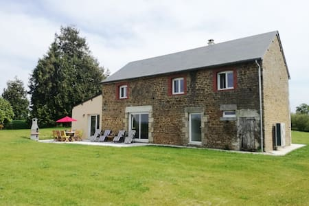 Newly renovated spacious Normandy barn