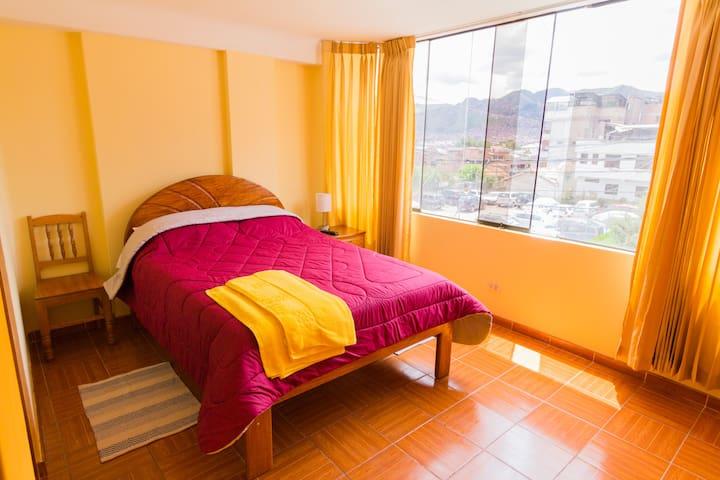 Comfy Room (with Bathroom) Near Downtown Cusco
