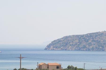 Sounio Mare - studio with sea view