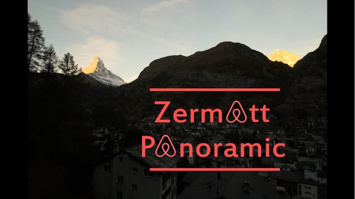 ⭐️ Zermatt Panoramic 2 Bedroom Home