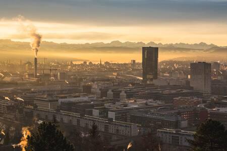 Über den Dächern von Zürich - Zürich - Wohnung