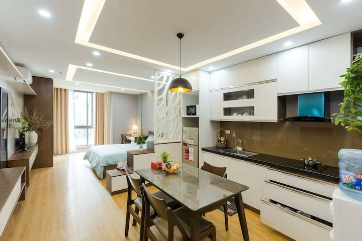 Cozy Apartment*5mins*walkto Lottemart*nearWestLake
