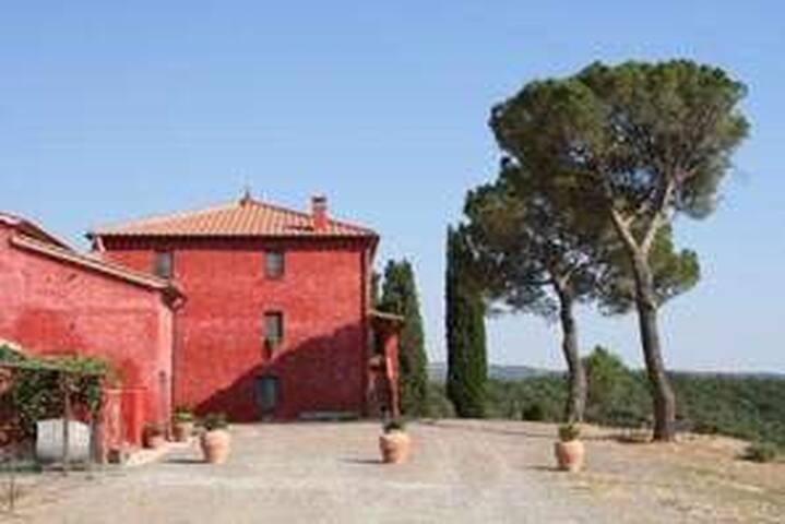Appartment im Landguthaus: Civetta