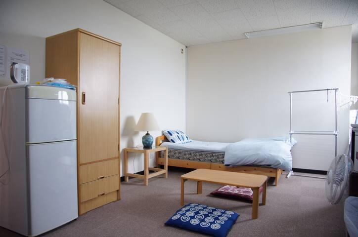 AZAMI22 千歳空港近い 最大5名 出張に最適 宿泊広々快適