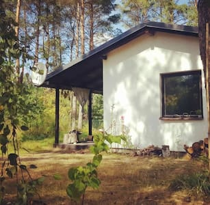 Remote cosy cottage in Kaszuby