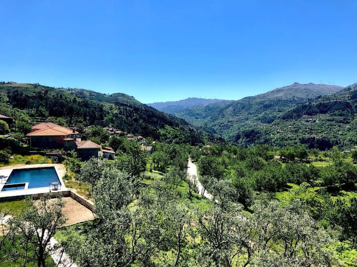 Casa do Campinho Apt 2, Escape to the Douro's past