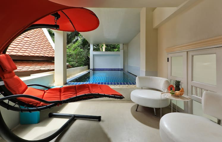 Private Double Villa in Kamala