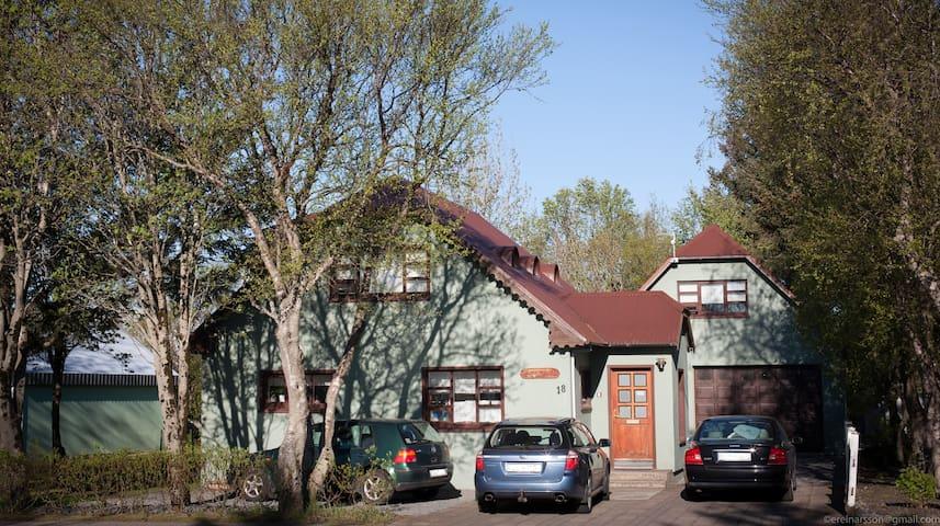 Tryggvagata Apartment - Selfoss - Apartment