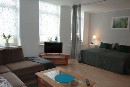 A cosy self contained studio apartment - Krefeld - Lägenhet