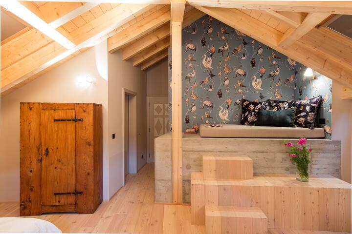 Attic Loft Suite