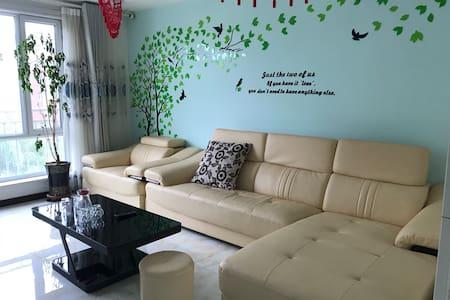 珲春市龙源公园附近现代精装两居室