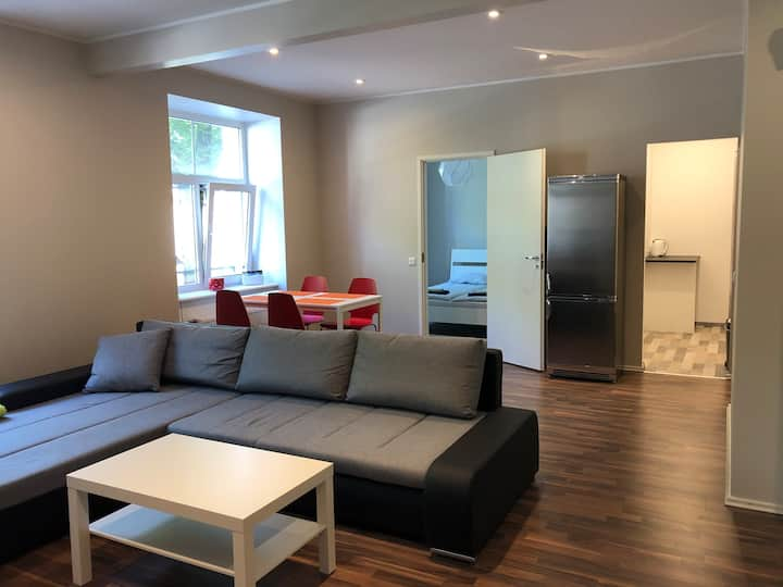 Quiet and spacious flat in the center of Tallinn!