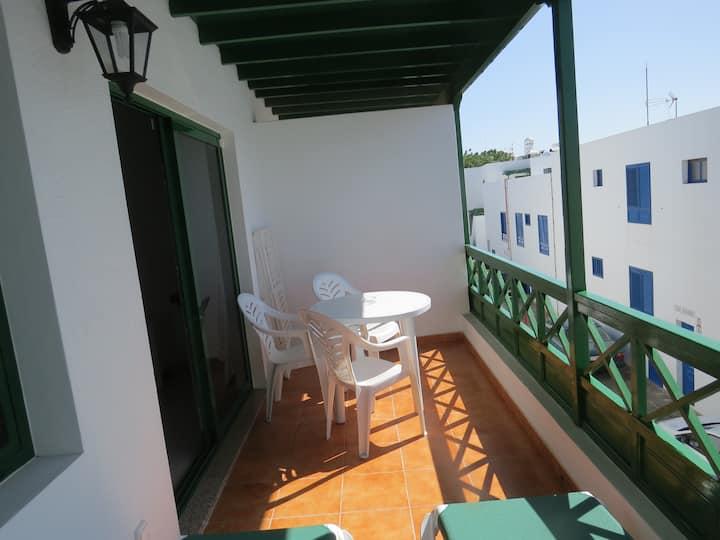 Blancazul Tegala B  - Centro de Playa Blanca