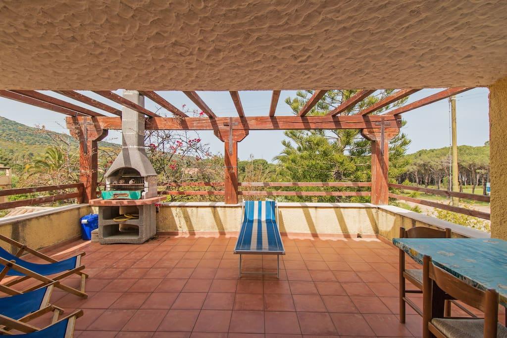 Villa caterina 100m dal mare appartamenti in affitto a for Appartamenti in affitto a budoni sardegna