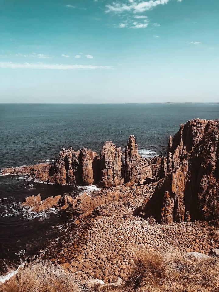The Pinnacles, Cape Woolamai