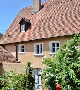Gästehaus Egerhäusle - 600 Jahre mittendrin