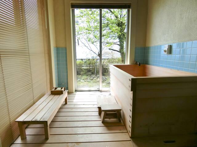 ★Spectacular View & HINOKI Onsen, House@Beppu Oita - 別府市 - บ้าน
