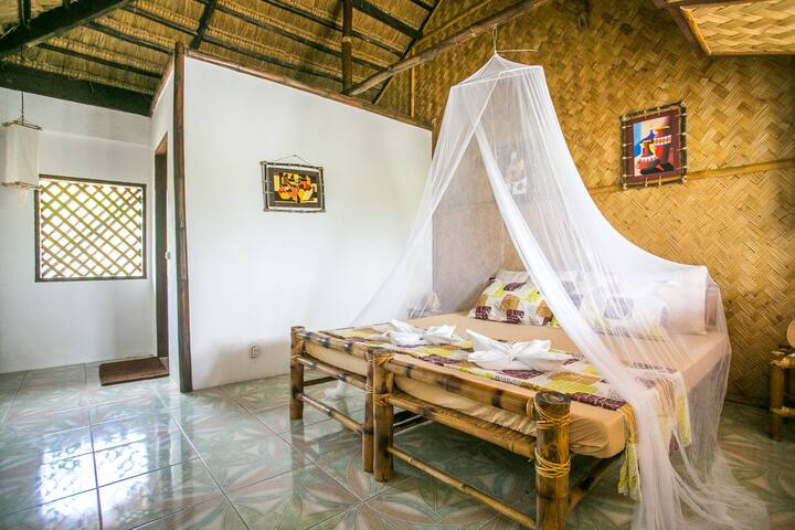 A Cozy Budget Room on a Private Tropical Island!! - Busuanga - Bungalow