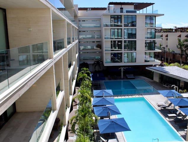 Luxurious Suite in Playa mamitas, Best location!