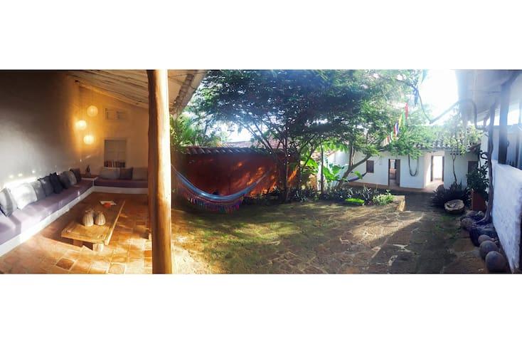 Casa Maima Barichara Descanso Pleno