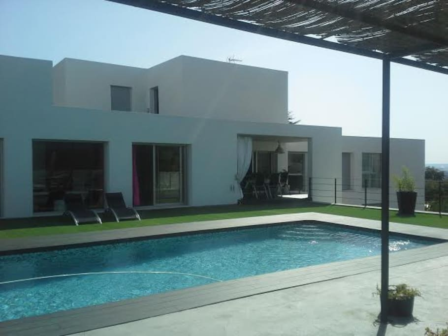 Casa de dise o sierra de madrid casas en alquiler en for Alquiler verano sierra madrid piscina