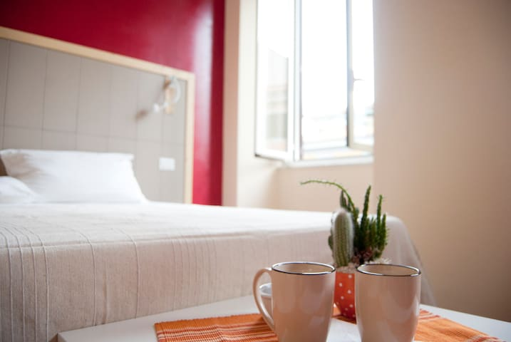 Your perfect cozy room in Rome