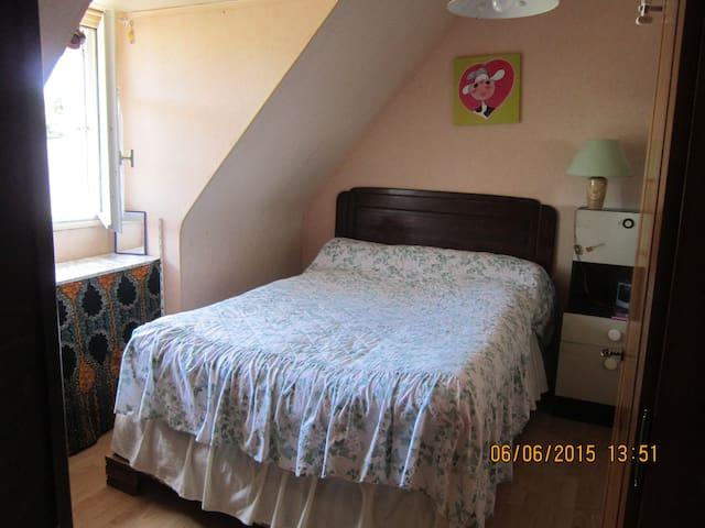 Je loue deux chambres 40 euros   la chambre - Locmiquélic - Hus