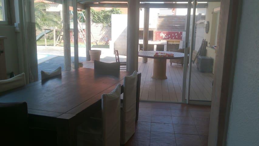 Villa avec piscine - Villemolaque - House