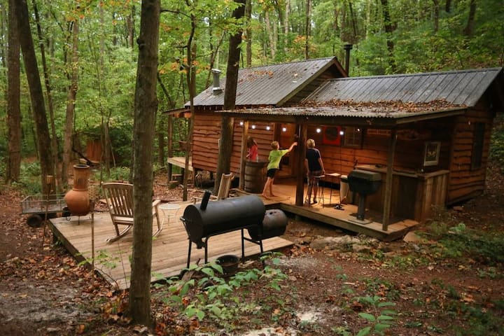 Cross Creek Cabins - Glamping Near Amicalola Park
