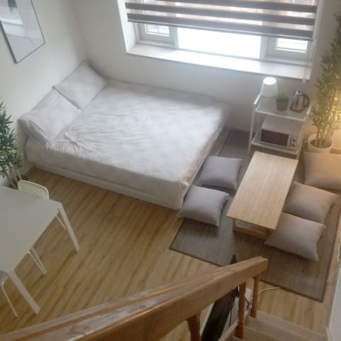 [WHITE STUDIO] Fantastic Duplex for 5 PPL - Dongdaemun-gu - Appartement