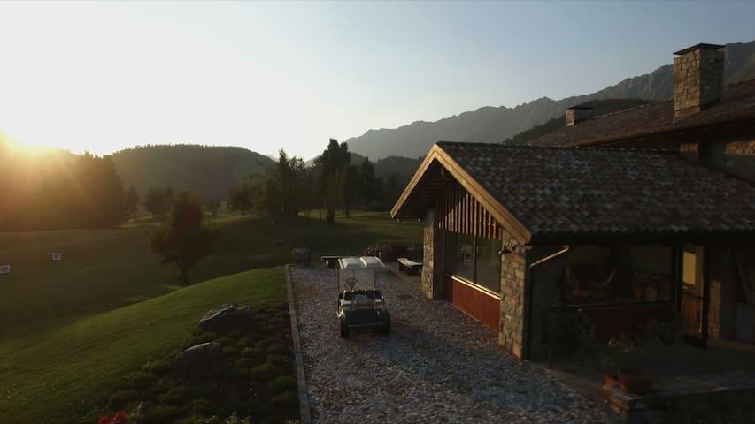 Chalet nel Bonis - Taipana - Ξυλόσπιτο
