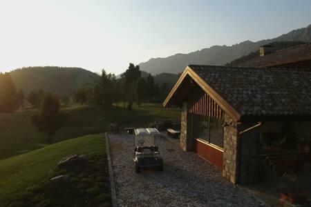 Chalet nel Bonis - Taipana - Blockhütte