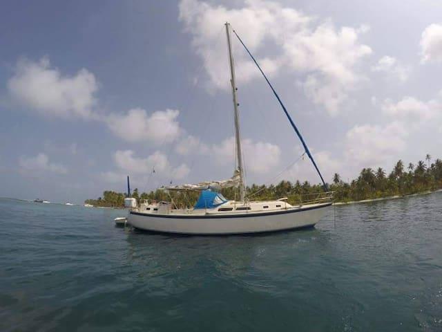 Santa Maria de los buenos aires - Guna Yala - Båt