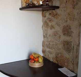 Palheiro em Quinta São João - Rumah