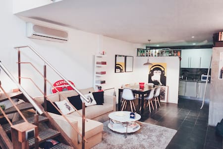 The top 20 lofts for rent in peralejo airbnb - Loft en madrid centro ...