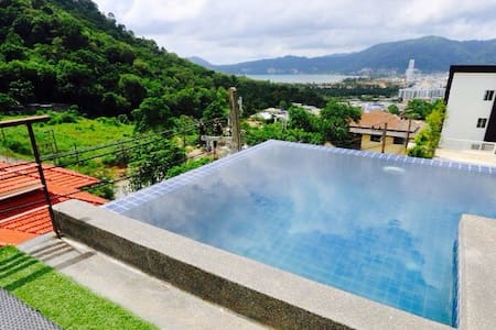 POOL VILLA LOMA 3 CHAMBRES SEA VIEW - Patong