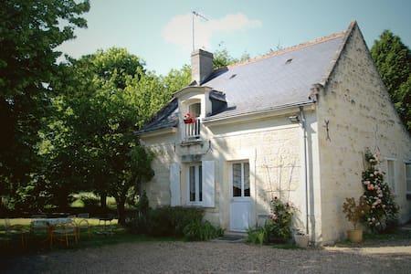 Gite 3 * Le Ruau near Chinon