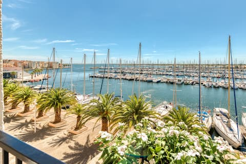 Appartement T2 Méditerranée/Port Soleil