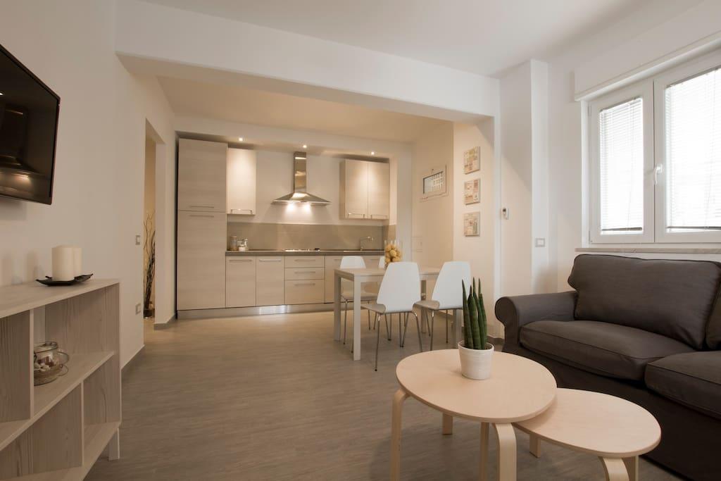 Appartamento bilocale nuovissimo appartamenti in affitto for Appartamenti in affitto a bressanone e dintorni