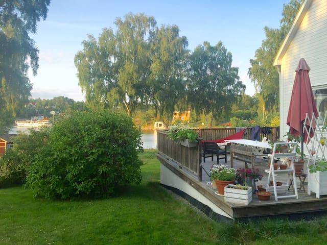 Waterfront house Sthlm archipelago - Vaxholm - Villa