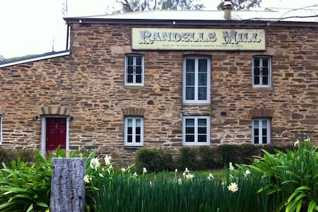 Randells Mill: Self contained Loft Apartment